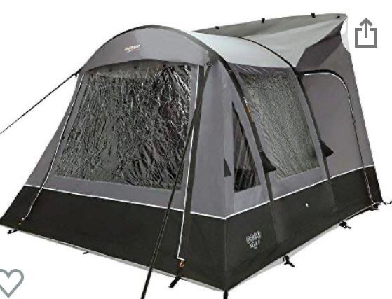 Vango Air Kela 2 Tall Drive Away Awning